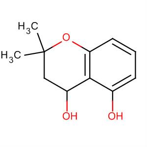 2H-1-Benzopyran-4,5-diol, 3,4-dihydro-2,2-dimethyl-