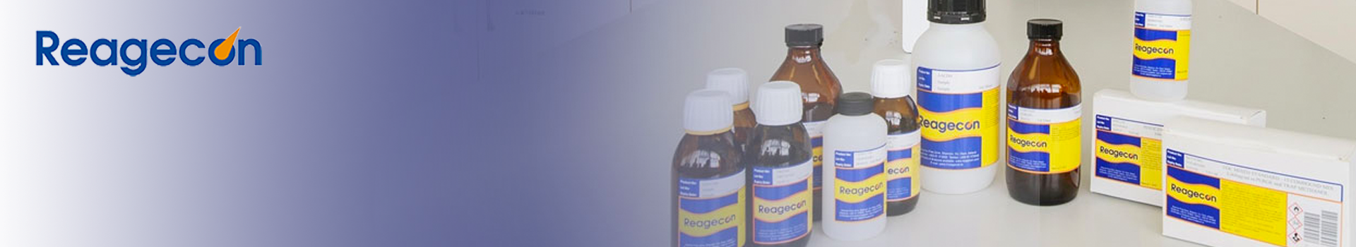 Reagecon pH standards