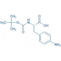 Boc-p-amino-Phe-OH