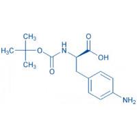 Boc-p-amino-D-Phe-OH