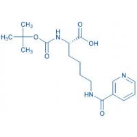 Boc-Lys(nicotinoyl)-OH