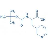 Boc-β-(3-pyridyl)-Ala-OH