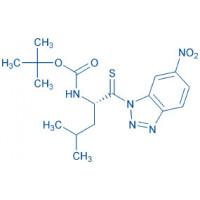 Boc-Thionoleu-1-(6-nitro)benzotriazolide
