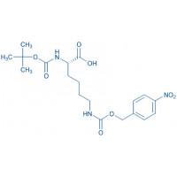 Boc-Lys(4-nitro-Z)-OH