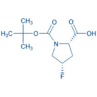 Boc-cis-4-fluoro-Pro-OH