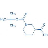 Boc-L-nipecotic acid