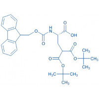 Fmoc-γ-carboxy-Glu(OtBu)₂-OH