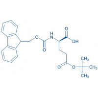Fmoc-D-Glu(OtBu)-OH · H₂O