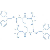 (Fmoc-Cys-OSu)₂(Disulfide bond)