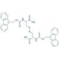 (Fmoc-Cys-OH)₂(Disulfide bond)