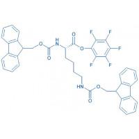 Fmoc-Lys(Fmoc)-OPfp