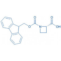 Fmoc-L-azetidine-2-carboxylic acid