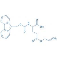 Fmoc-Glu(allyl ester)-OH