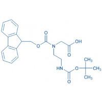 Fmoc-N-(N--Boc-aminoethyl)-Gly-OH