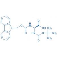 Fmoc--amino-D-Gly(Boc)-OH