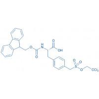 Fmoc-4-sulfomethyl-Phe(Tce)-OH