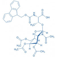 Fmoc-Thr(GalNAc(Ac)₃-β-D)-OH