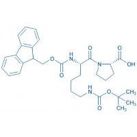 Fmoc-Lys(Boc)-Pro-OH