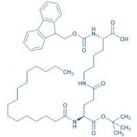 Fmoc-Lys(palmitoyl-Glu-OtBu)-OH