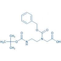 Z-N-(N--Boc-aminoethyl)-Gly-OH