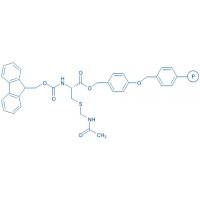 Fmoc-Cys(Acm)-Wang resin (200-400 mesh, 0.4-0.7 mmol/g) Fmoc-Cys(Acm)-4-alkoxybenzyl alcohol resin