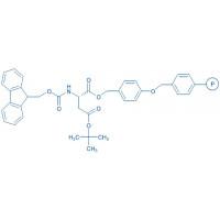 Fmoc-Asp(OtBu)-Wang resin (200-400 mesh, 0.50-0.80 mmol/g) Fmoc-Asp(OtBu)-4-alkoxybenzyl alcohol resin