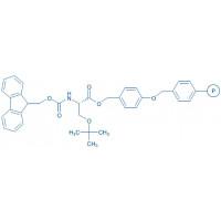 Fmoc-Ser(tBu)-Wang resin (200-400 mesh, 0.5-1.0 mmol/g) Fmoc-Ser(tBu)-4-alkoxybenzyl alcohol resin