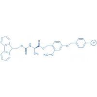 Fmoc-D-Ala-SASRIN resin (200-400 mesh, 0.5-0.8 mmol/g) Fmoc-D-Ala-2-methoxy-4-alkoxybenzyl alcohol resin