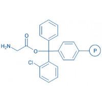 H-Gly-2-chlorotrityl resin (200-400 mesh, 0.50-0.90 mmol/g)