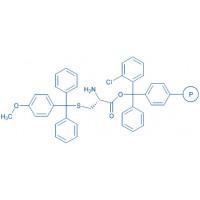 H-Cys(4-methoxytrityl)-2-chlorotrityl resin (200-400 mesh, 0.4-0.7 mmol/g)