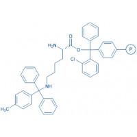H-Lys(Mtt)-2-chlorotrityl resin (200-400 mesh, 0.3-0.6 mmol/g)