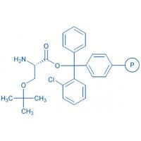 H-Ser(tBu)-2-chlorotrityl resin (200-400 mesh, 0.50-0.90 mmol/g)