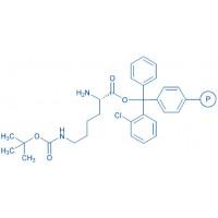 H-Lys(Boc)-2-chlorotrityl resin (200-400 mesh, 0.20-0.49 mmol/g)