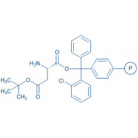 H-Asp(OtBu)-2-chlorotrityl resin (200-400 mesh, > 0.90 mmol/g)