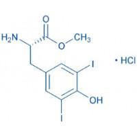 H-3,5-Diiodo-Tyr-OMe HCl