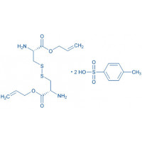 (H-Cys-allyl ester)₂ · 2 p-tosylate(Disulfide bond)