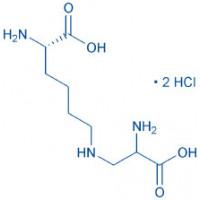 Lysinoalanine 2 HCl (diastereomeric mixture: LL + LD) H-Lys(DL-2-amino-2-carboxyethyl)-OH 2 HCl