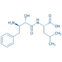 [(2S,3R)-3-Amino-2-hydroxy-4-phenylbutyryl]-L-leucine