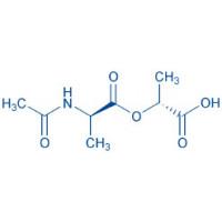 Ac-D-Ala-D-lactic acid
