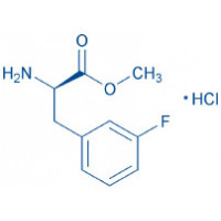 H-m-Fluoro-D-Phe-OMe HCl