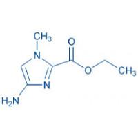 4-Amino-1-methyl-1H-imidazole-2-carboxylic acid-ethyl ester · HCl