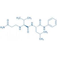 N-(2-Carbamoyl-ethyl)-Val-Leu-anilide
