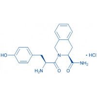 H-Tyr-L-1,2,3,4-tetrahydroisoquinoline-3-carboxamide HCl