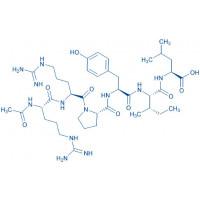 Acetyl-Neurotensin (8-13) Ac-Arg-Arg-Pro-Tyr-Ile-Leu-OH