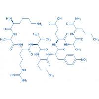 HIV Protease Substrate IV H-Lys-Ala-Arg-Val-Nle-p-nitro-Phe-Glu-Ala-Nle-NH₂