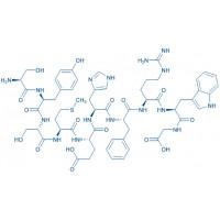 ACTH (1-10) trifluoroacetate salt H-Ser-Tyr-Ser-Met-Glu-His-Phe-Arg-Trp-Gly-OH trifluoroacetate salt