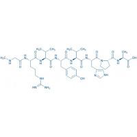 (Sar¹,Val⁵,Ala⁸)-Angiotensin II trifluoroacetate salt Sar-Arg-Val-Tyr-Val-His-Pro-Ala-OH trifluoroacetate salt
