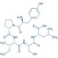 Gluten Exorphin C H-Tyr-Pro-Ile-Ser-Leu-OH