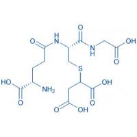 S-(1,2-Dicarboxyethyl)glutathione H-Glu(Cys(1,2-dicarboxyethyl)-Gly-OH)-OH