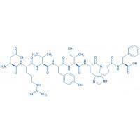 Angiotensin II acetate salt H-Asp-Arg-Val-Tyr-Ile-His-Pro-Phe-OH acetate salt